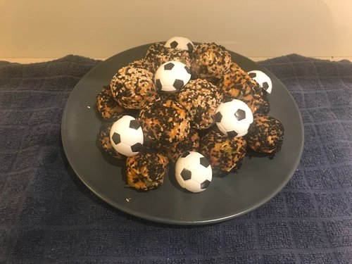 Fish'n'vege Soccer Balls